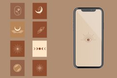 Instagram Story, Highlight Icons, bisness presets,minimalism Product Image 3