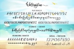 Wellington Font Duo Extras Product Image 5