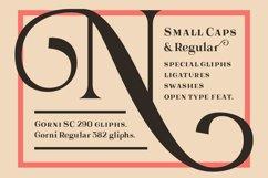 Gorni Typeface Product Image 2