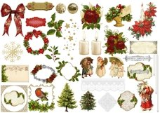 Vintage Christmas Product Image 4