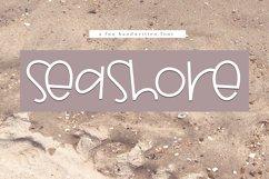Seashore - A Fun Handwritten Font Product Image 1