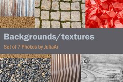 Set of 7 Photos with universal backgrounds Product Image 1
