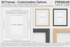 Kids Room - Wall & 90 Custom Frames Product Image 4