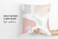 Pastel Abstract Shapes collection #5 Product Image 3