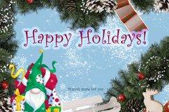 Holiday Gnome. Christmas. Product Image 3