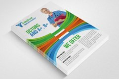 Medical Flyer Template Product Image 2