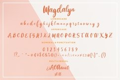 Magdalyn Modern Calligraphy Product Image 3