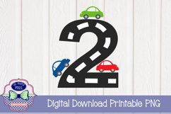 Birthday Car 2 Design Product Image 1