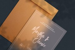 Melvina Wayne - Luxury Script Font Product Image 2