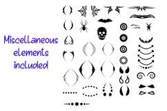 DIY Face Mask Design Kit Svg Cut Files Product Image 3