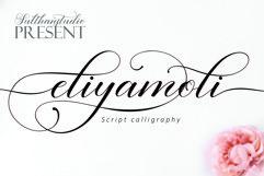 Eliyamoli script Product Image 1