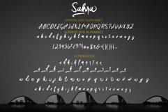 Sakira Script Product Image 3