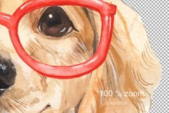 Dogs. Watercolor Product Image 4
