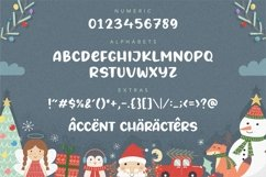 Angels Cookie Modern Fat Handbrushed Font Product Image 6