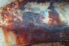 14 Rusted textures set. Product Image 6