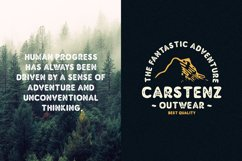 Wolfer | The Adventure Vintage Font Product Image 2