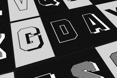 Frat Font - Modern Uppercase Sans Serif Product Image 5