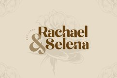 michael beautiful ligature font Product Image 7