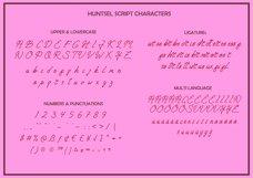 Huntsel Script Product Image 5