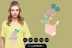 Cigarette Clipart for T-Shirt Design Product Image 1