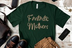 Welcome Mothers   Lovely Calligraphy Font Product Image 6