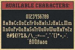 Bodybuilder Layered Font plus Bonus Product Image 2