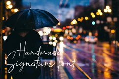 Little Queen Handmade Signature font Product Image 2
