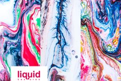 Textures liquid watercolor acrylic marble Product Image 6