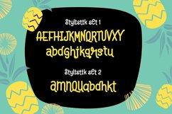 Pineapple Grass || handwritten font Product Image 4