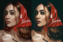 11 Retro Mood Photoshop Actions ACR LUT Presets Product Image 4