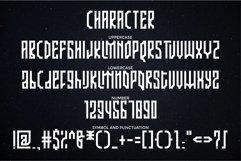 Arjunka Typeface Product Image 4
