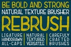 Rebrush Typeface Product Image 1
