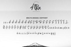 Attila | Modern Calligraphy Font Product Image 3