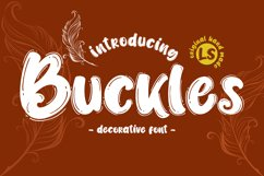 Buckles Product Image 1