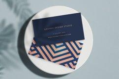 Elegant Gold Business Card 5 Product Image 2