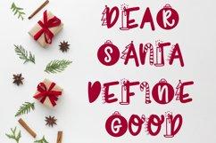 Christmas Font Bundle - 9 Font Designs Product Image 5