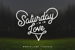 North Land Font Duo Product Image 1