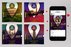 Travel Instagram Banner Pack Product Image 3