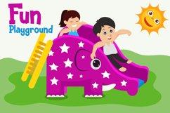 Children Fun Illuatration Product Image 1