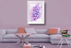 Hydrangea Watercolor Illustration Product Image 6
