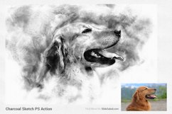 Charcoal Sketch Photoshop Action Product Image 6