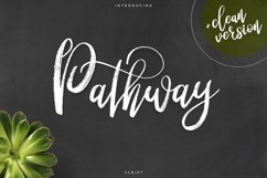 Pathway script - 2 styles Product Image 1