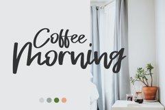 Stayrlight // Modern Script Font Product Image 5