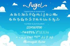 Fugel - Handwritten Font Product Image 6