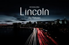 Lincoln Product Image 1