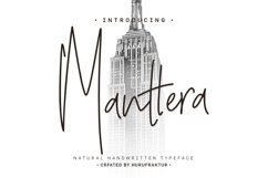 Manttera Product Image 1