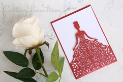 Quinceanera invitation template, Svg files for cricut Product Image 1