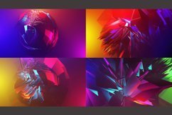Future - 20 Abstract 3D Backgrounds Product Image 6