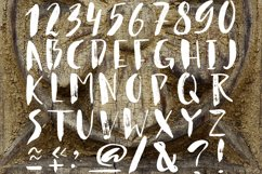 Simple ink font Product Image 3