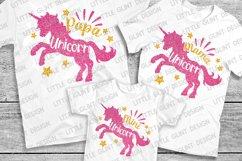 Unicorn Mama, Mother's Day Gift Shirt, Unicorn Svg Bundle Product Image 1
